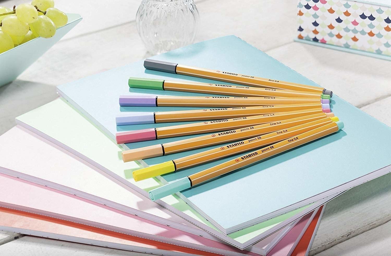 Fine point pen