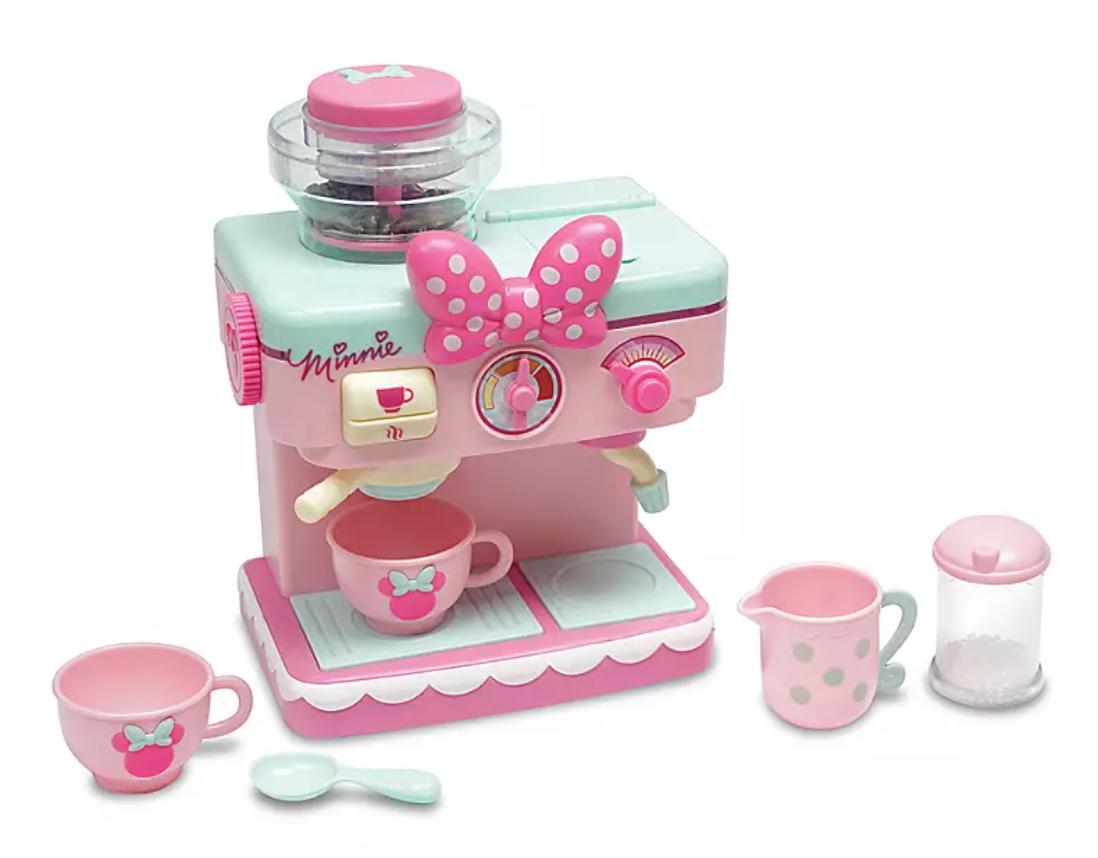 the minnie mouse toy espresso machine