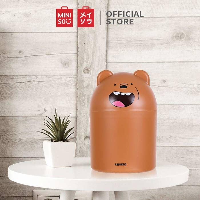Bear organiser