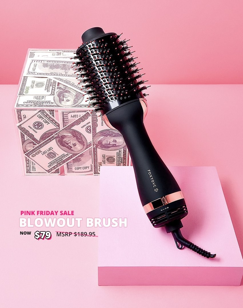 hair dryer round brush
