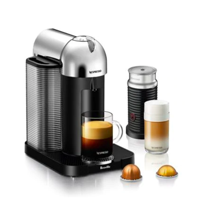 Nespresso Brevillecoffee and espresso maker bundle