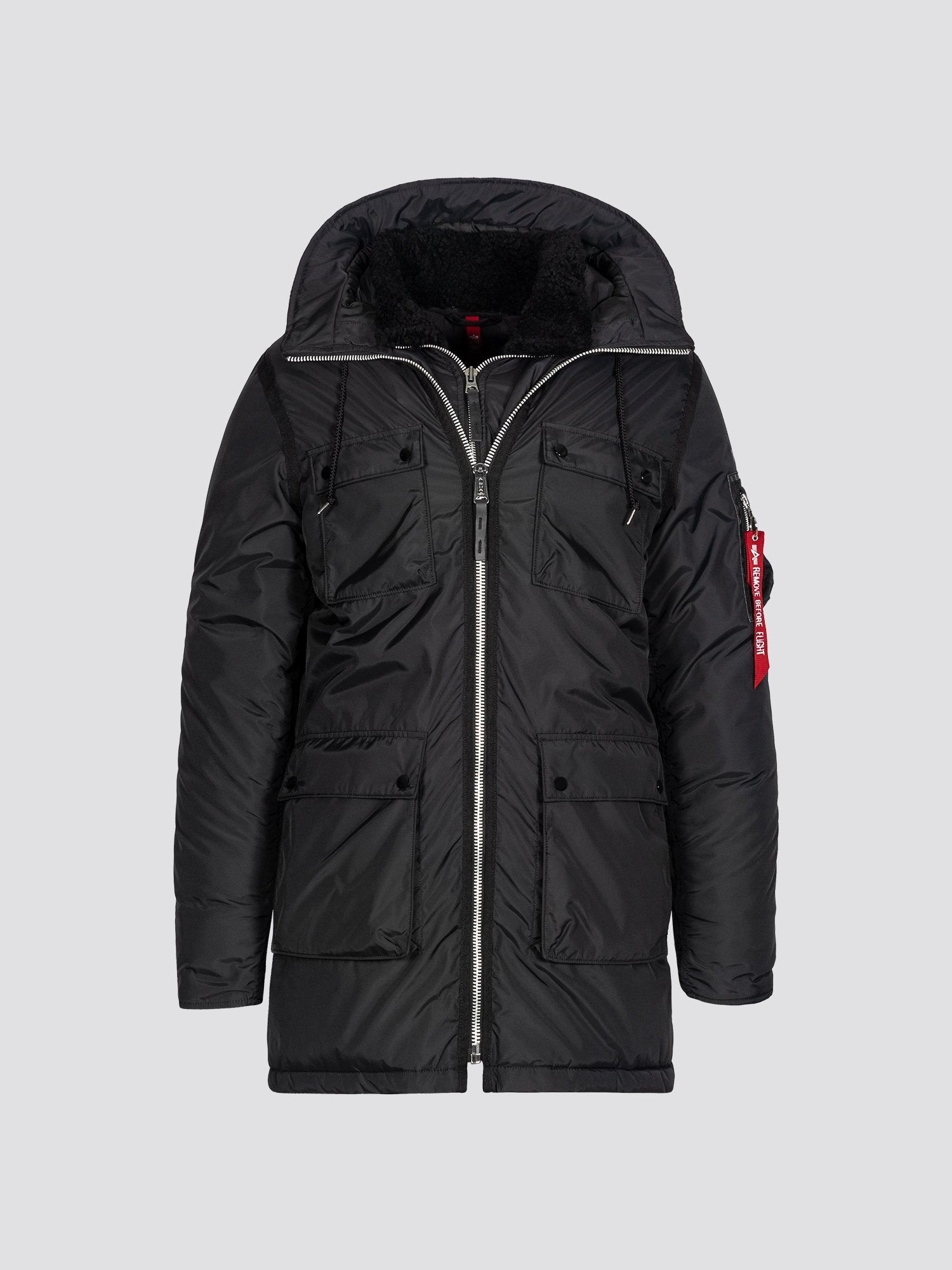 the n-3b skytrain parka