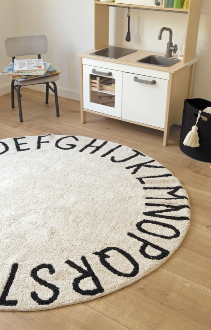 Lorena Canals A to Z rug
