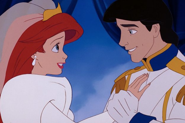 """I Watched """"The Little Mermaid"""" As An Adult And I Am No Longer An Ariel And Eric Shipper"""
