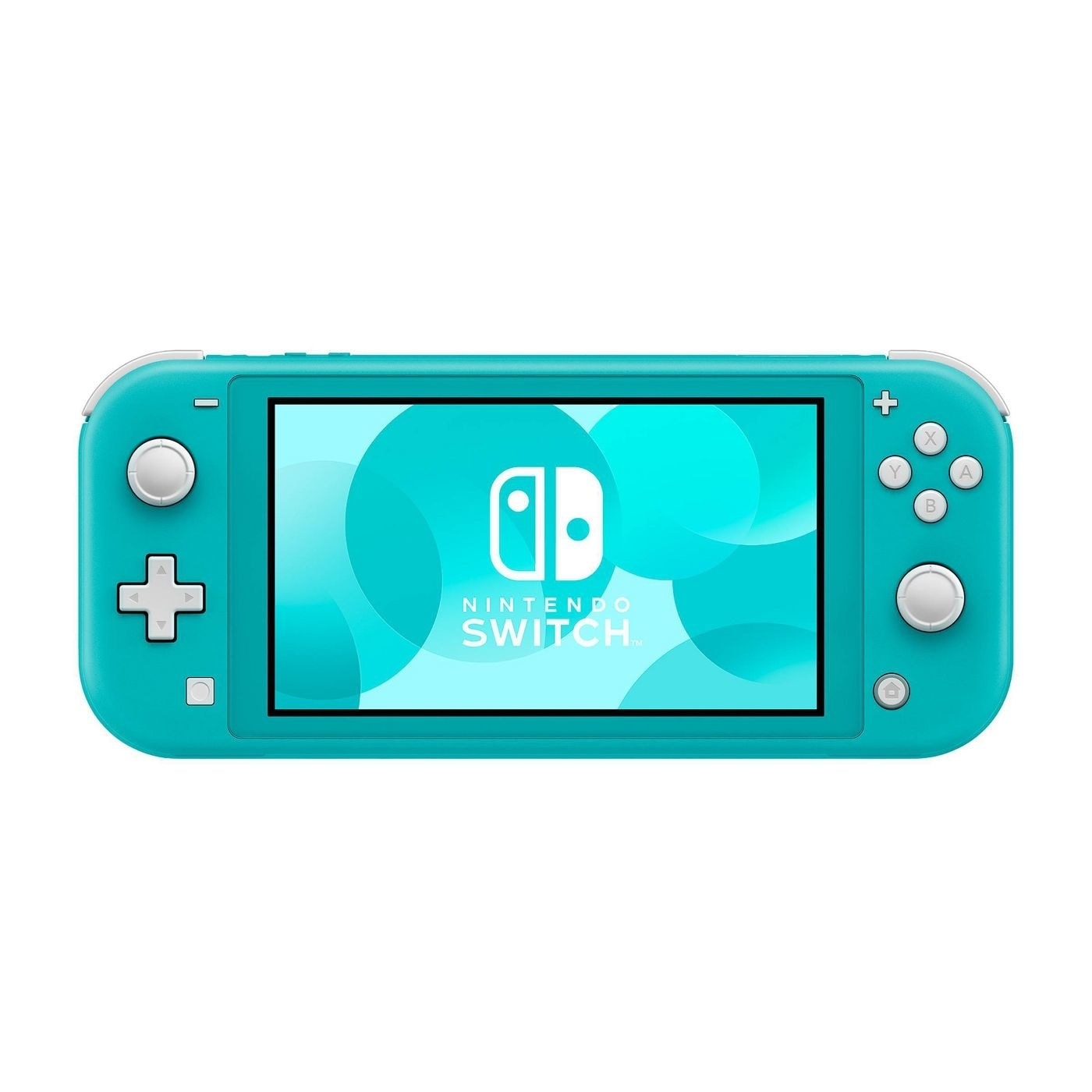 The Nintendo Switch Lite in turquoise