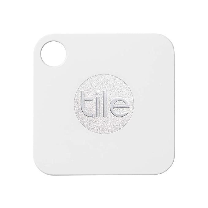 White square tile mate.