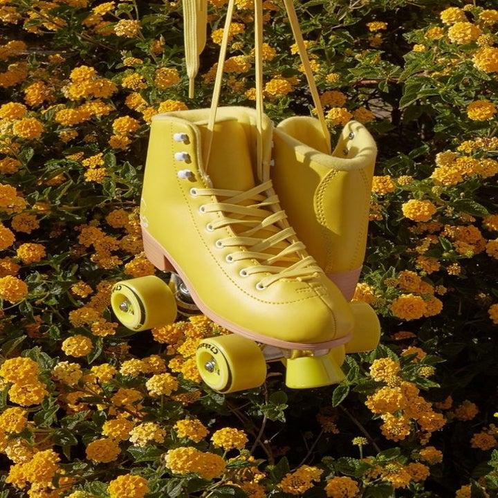 The skates in lemonpop