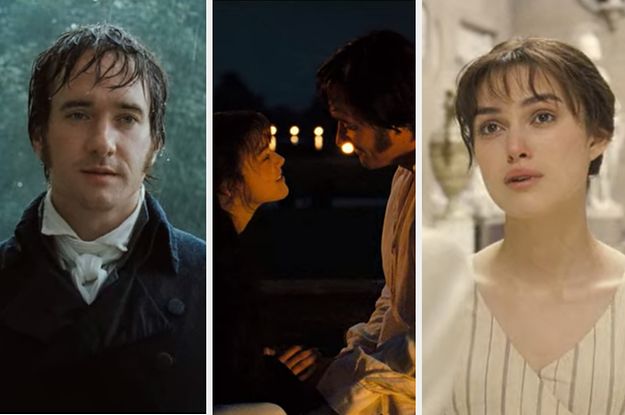 Pride & Prejudice Came Out 15 Years Ago, So Lets See How Well You Remember The Movie