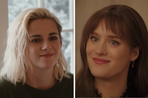 Which Half Of The Happiest Season Couple Are You?