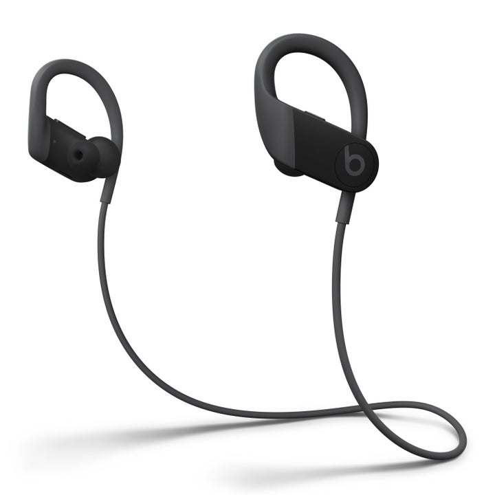 black powerbeats from beats by dr dre