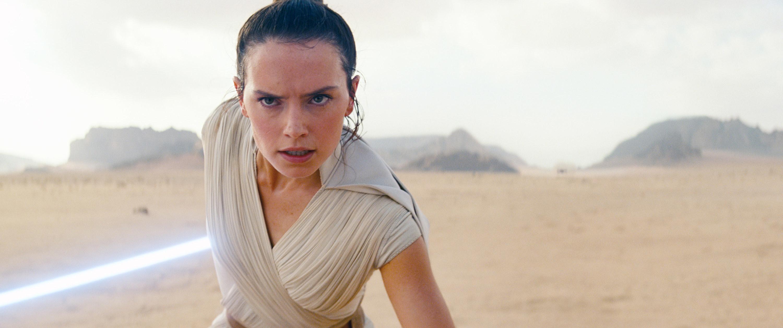 STAR WARS: THE RISE OF SKYWALKER, (aka STAR WARS: EPISODE IX), Daisy Ridley as Rey, 2019