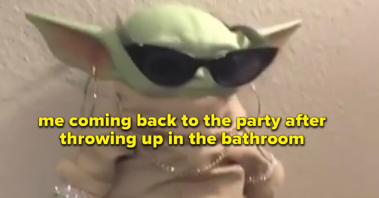 "15 Baby Yoda Tweets Even A Non–""Star Wars"" Fan Will Chuckle At"