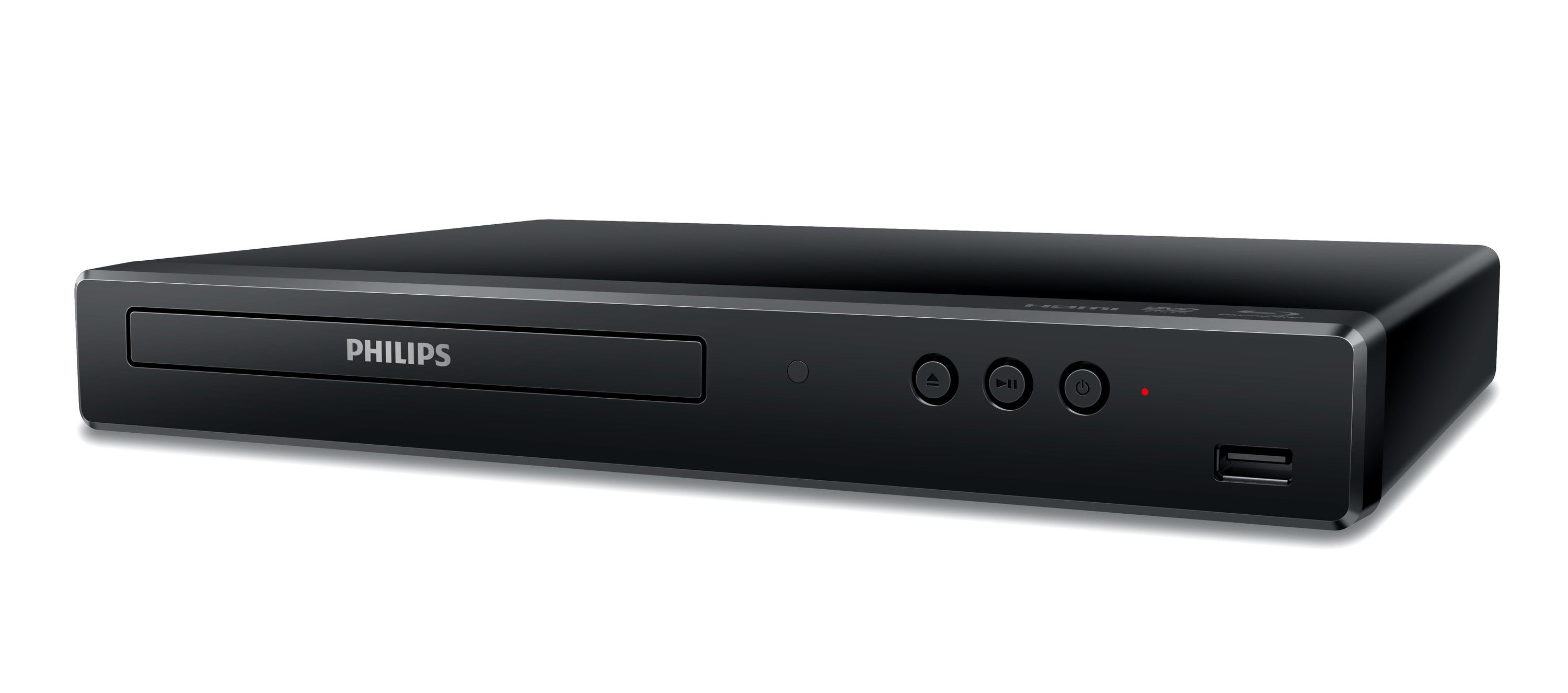 black philips blu-ray and dvd player