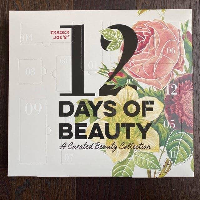 The TJ's beauty calendar