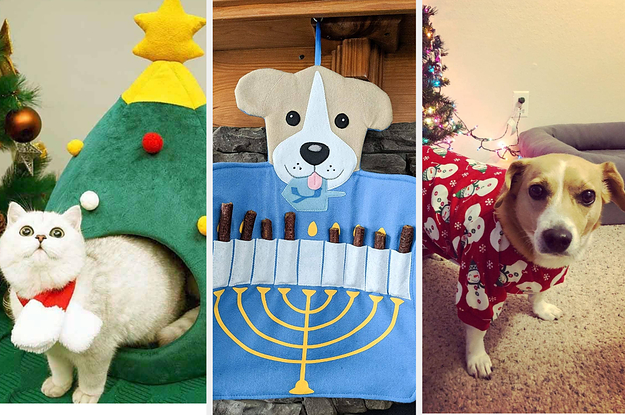 Image of article '31 Things From Amazon To Help You And Your Pet Get In The Holiday Spirit'