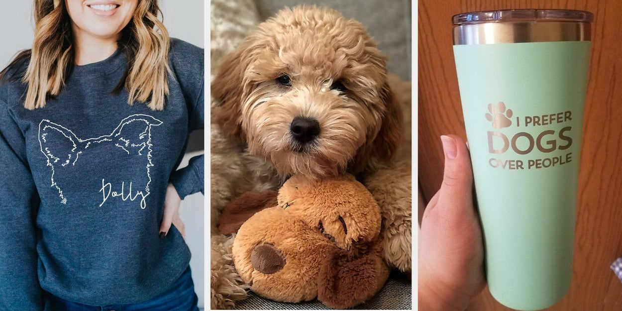 Image of article '32 Gifts Anyone Who Just Really, Really Loves Dogs Will Adore'