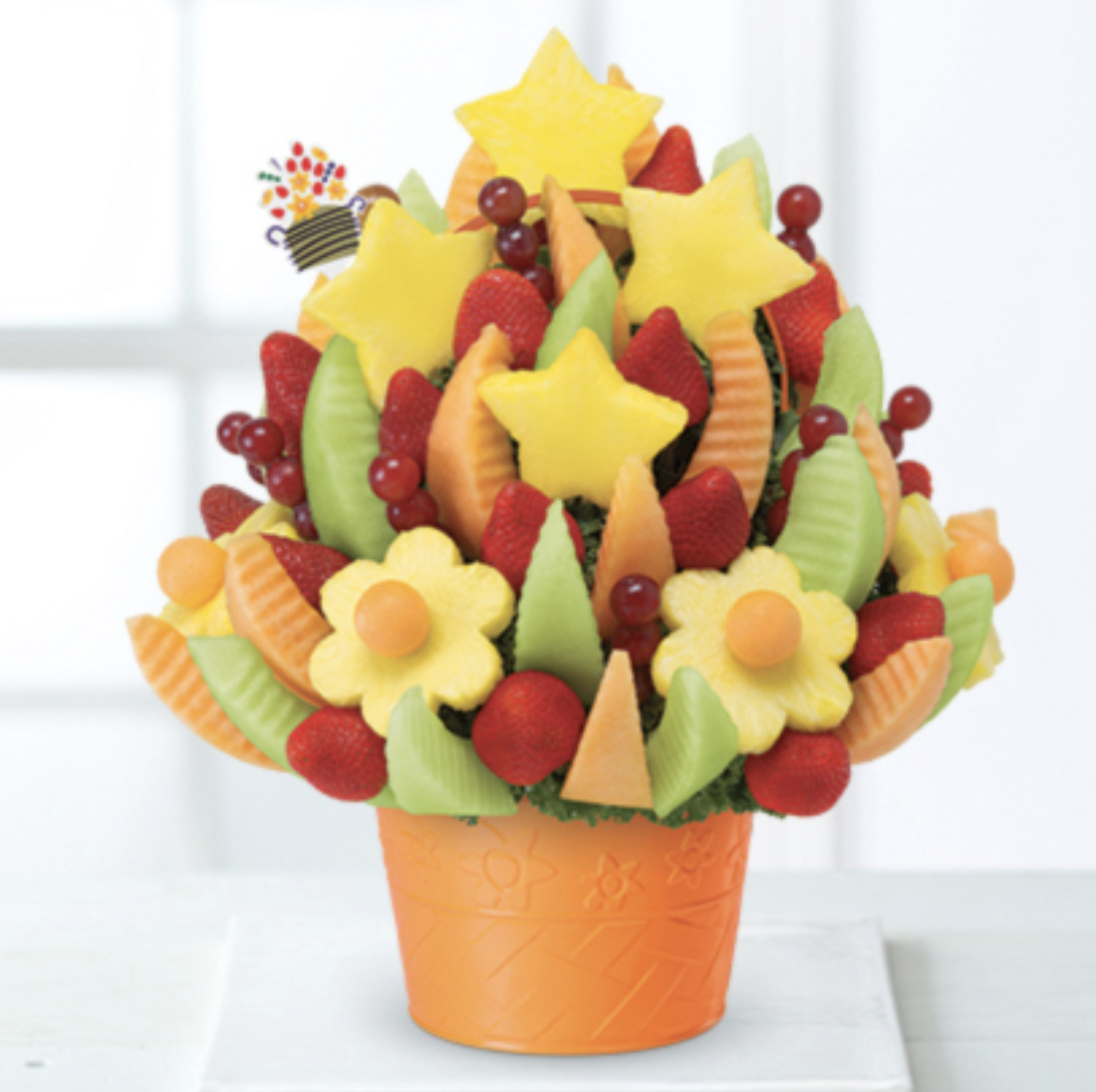 the delicious celebration arrangement