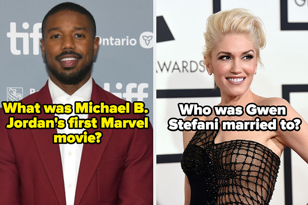 How Much Random And Basic Celeb 101 Knowledge Do You Have?