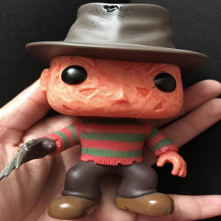 reviewer photo of Freddy Krueger Funko pop