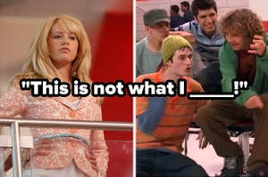 sharpay quote: this is not what i BLANK