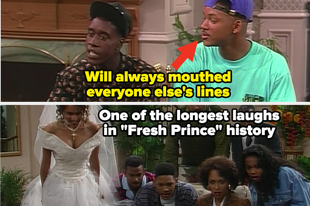 19 Fresh Prince Of Bel-Air Behind-The-Scenes Facts That Are Unbelievably Interesting
