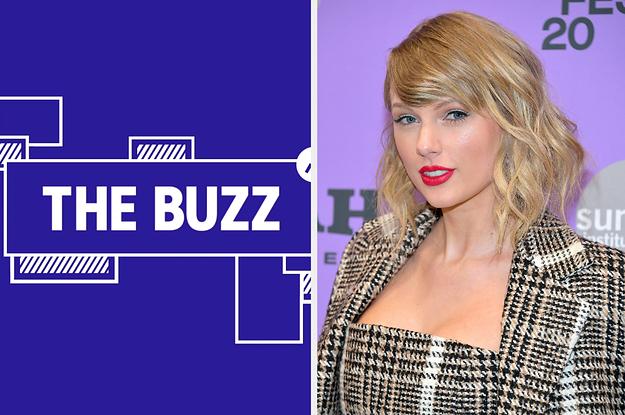 "Taylor Swift Surprises Fans With Disney+ ""Folklore"" Concert Film"