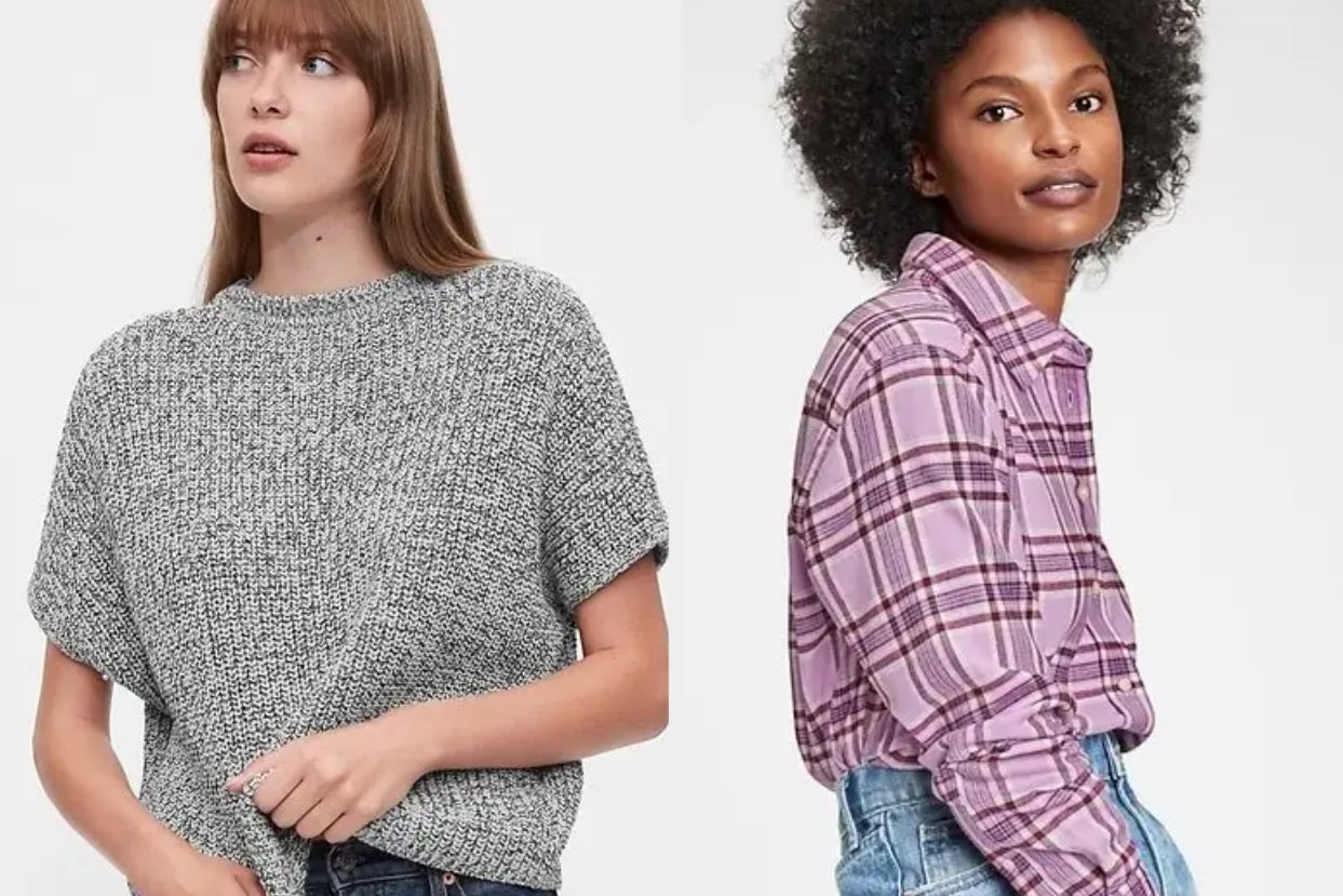 Want Something From Gap? Time To Check Out Their Black Friday Sale