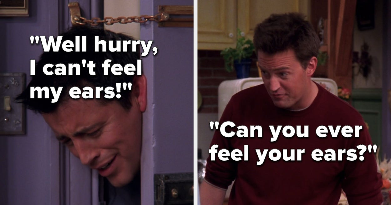 """25 Perfect Jokes From The """"Friends"""" Thanksgiving Episodes That Are Tragically Underrated"""