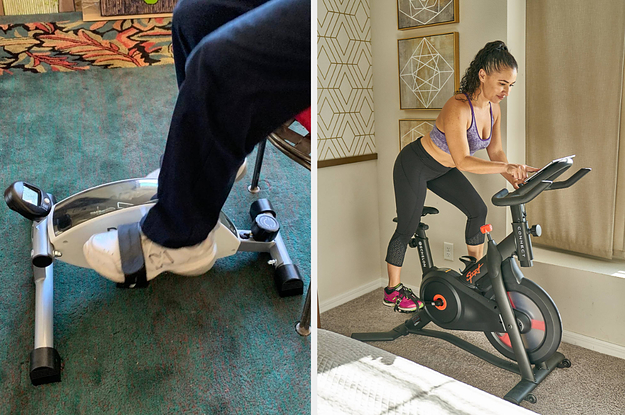 7 ~Wheelie~ Awesome Exercise Bikes On Sale For Black Friday