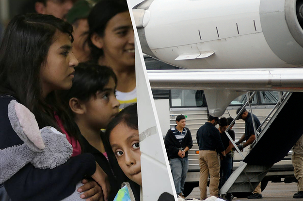 ICE Expelled 33 Immigrant Children Back To Guatemala After A Judge Said They Couldn't