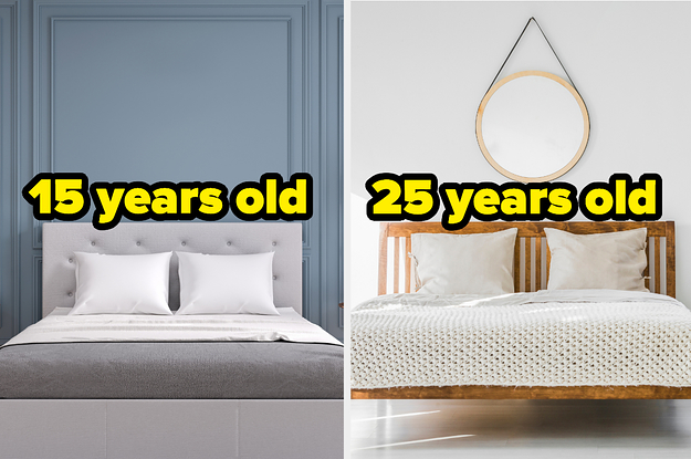 The Bedroom You Rearrange Will Accurately Reveal Your Age