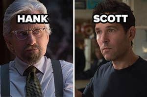 hank or scott
