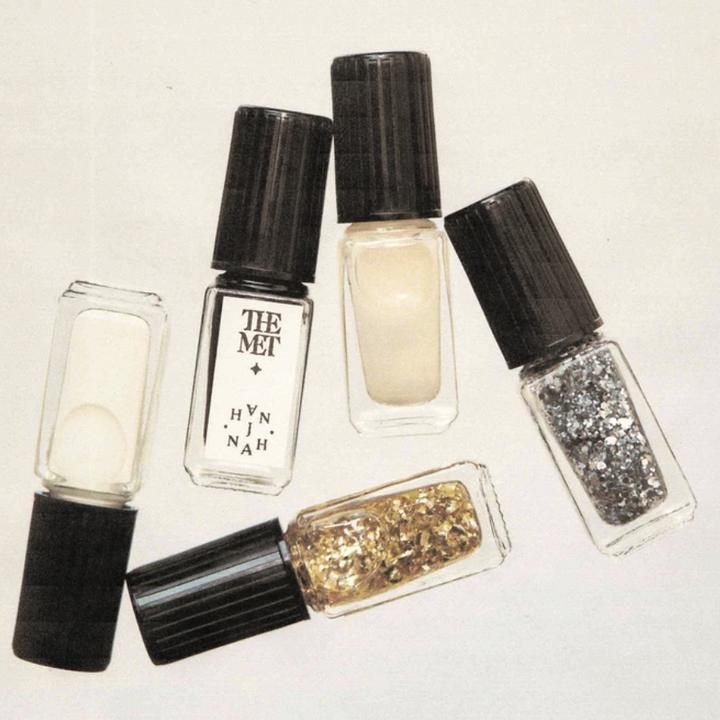 J.Hannah x MET nail polish set