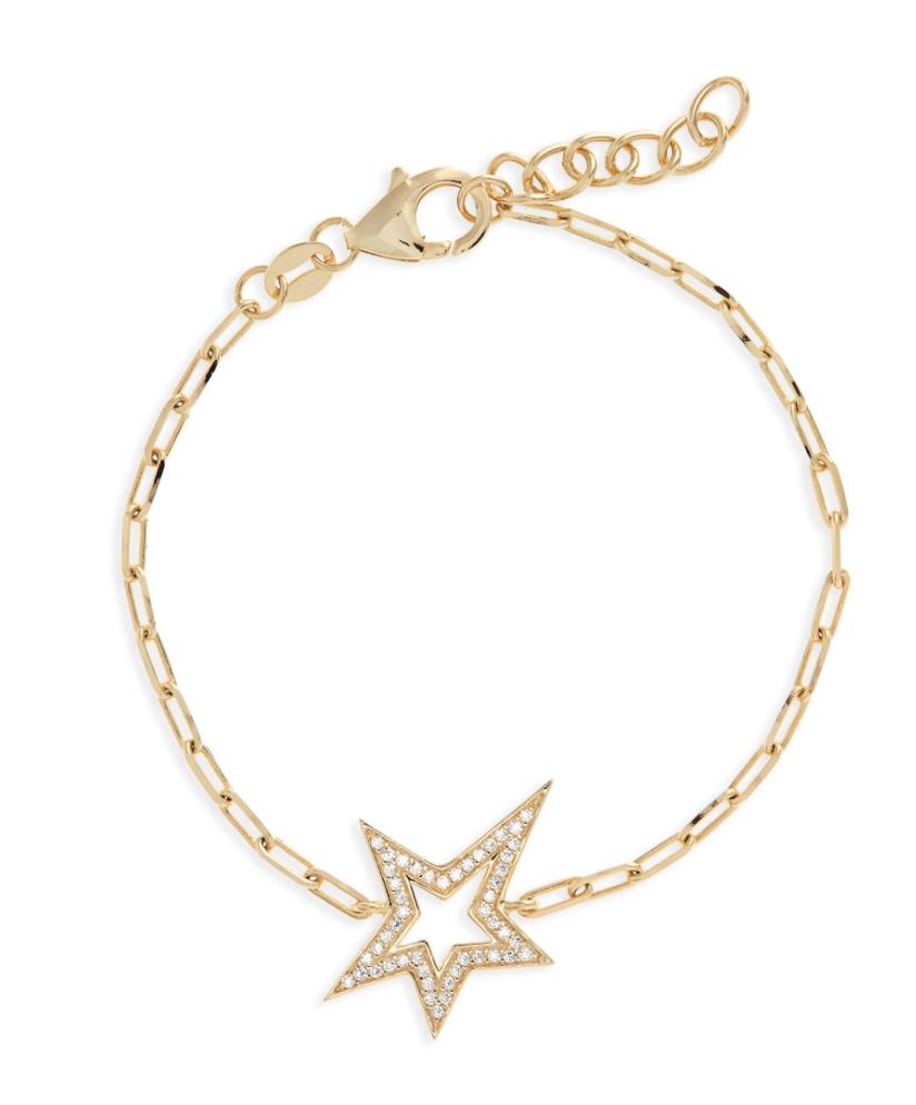 Adina's Jewels star cubic zirconia choker