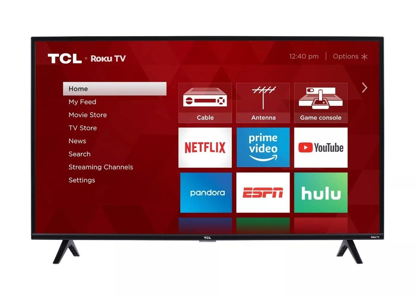The TCL Roku TV