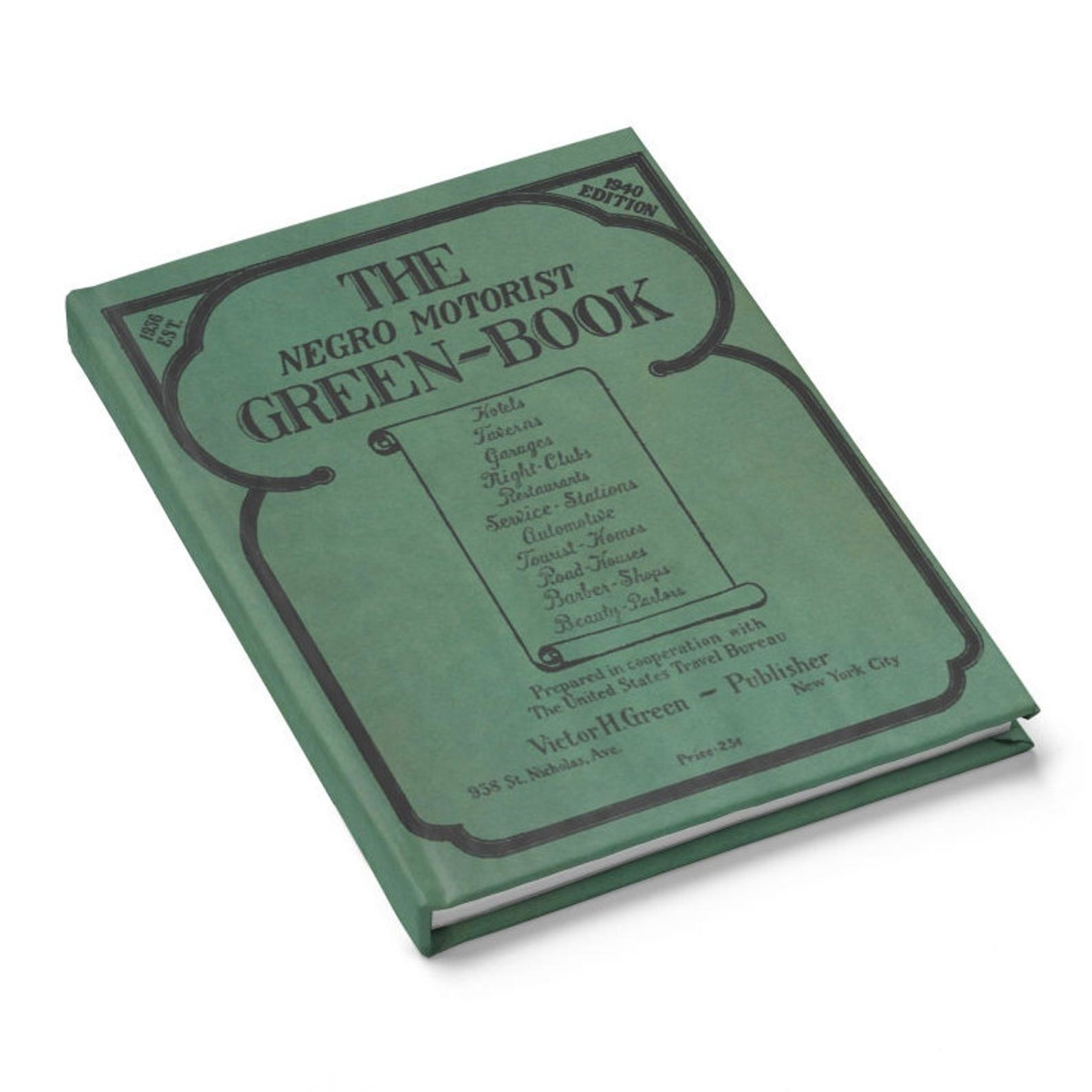 the journal in green