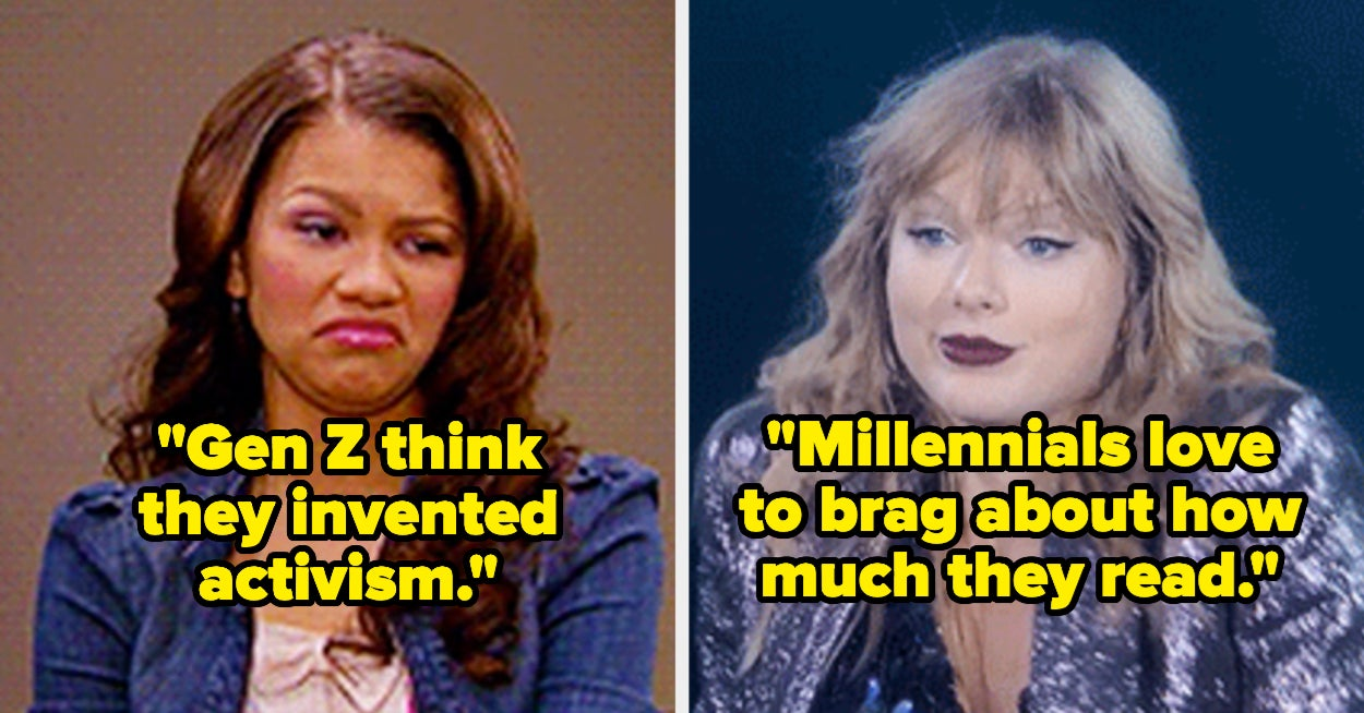 10 Annoying Things Millennials Do And 10 Annoying Things Gen Z'ers Do
