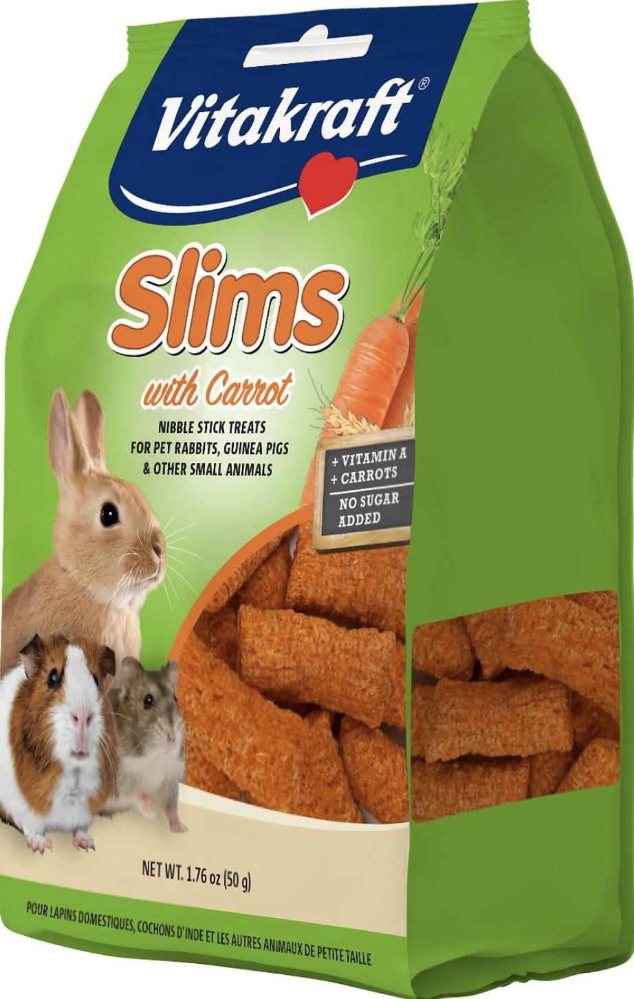 The carrot treats