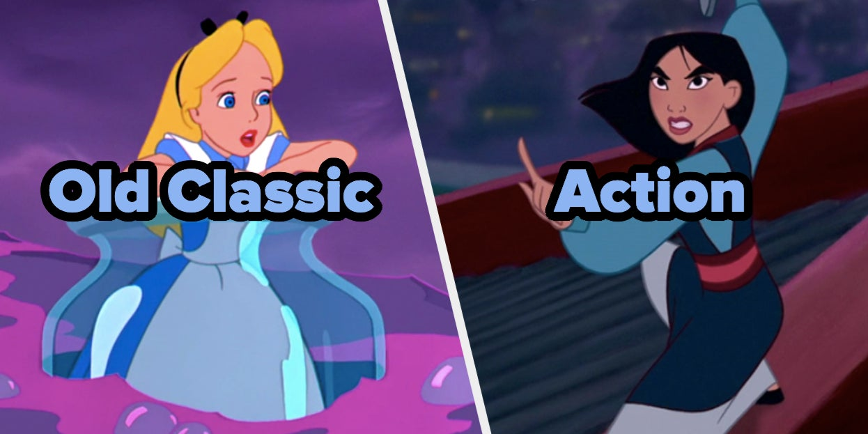 Image of article 'Answer A Few Questions And We'll Tell You Which Animated Disney Movie To Watch Next'