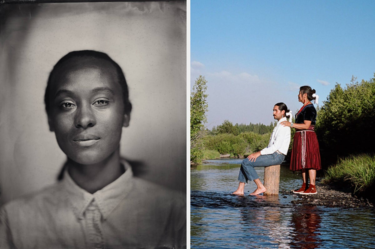 You'll Wish You Had Known About These Contemporary Indigenous Photographers Sooner