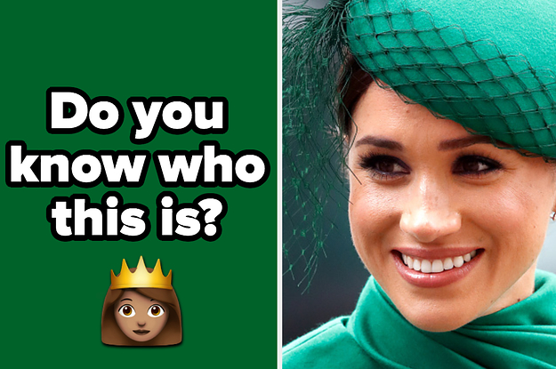 Can You Identify At Least 7 Members Of The British Royal Family?
