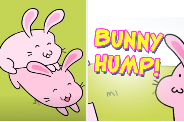 No One Asked For A Bunny Humping Video Game, But Here It Is Anyway