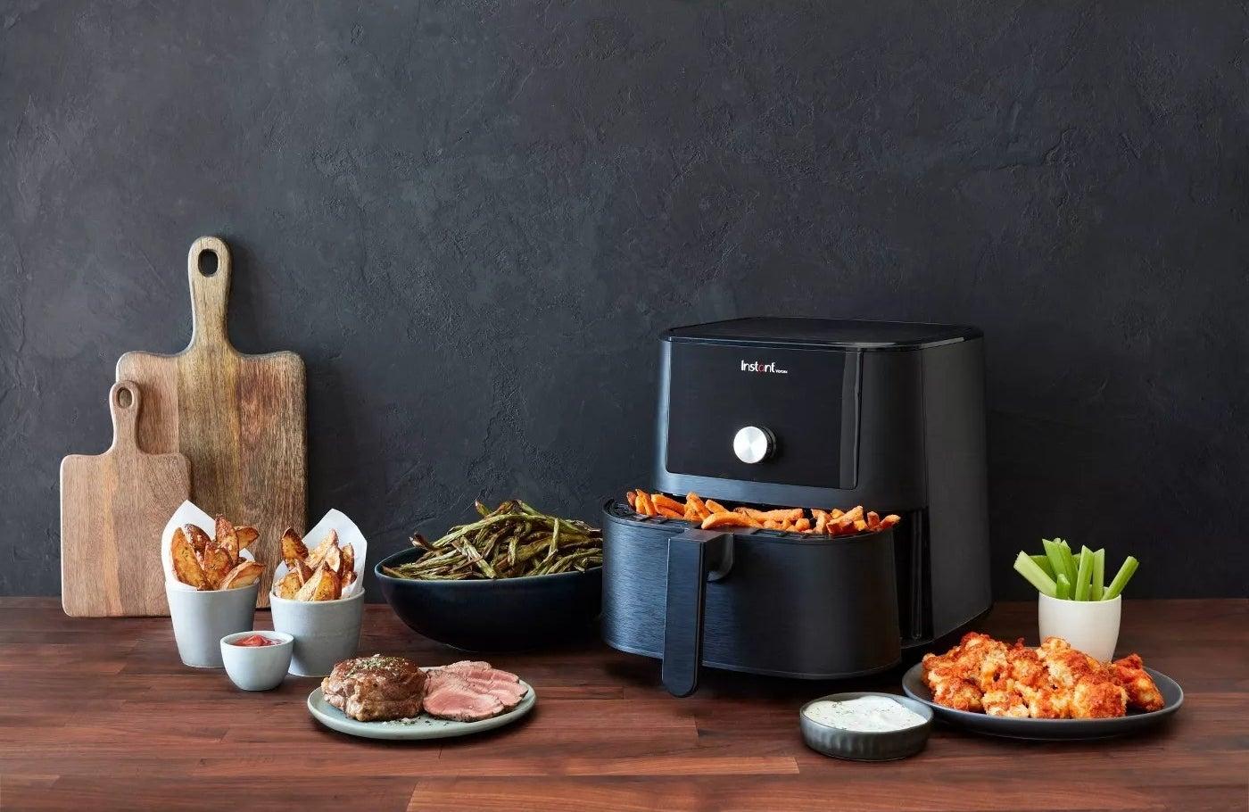 The 6-quart Instant Pot Vortex air fryer