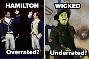 Hamilton and Wicked