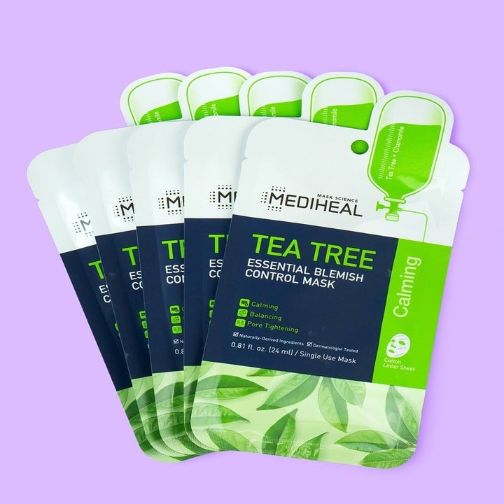 Mediheal Tea Tree Essential Blemish Control Sheet Mask