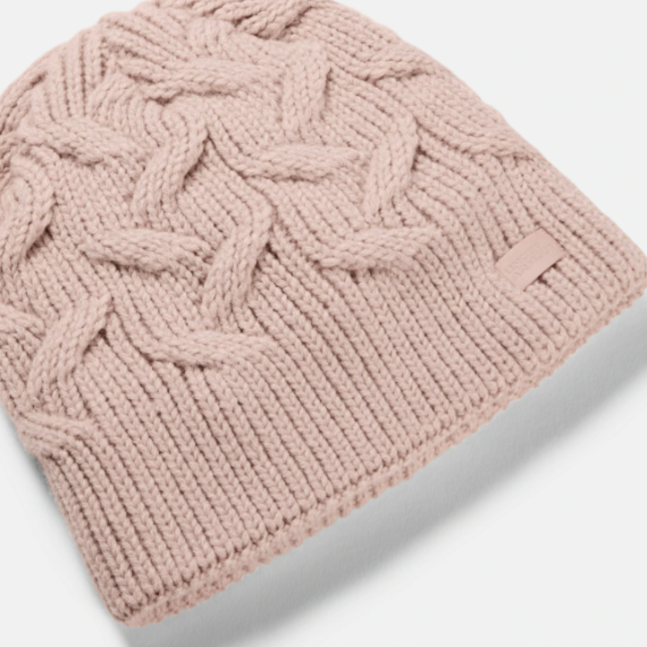 UA Around Town beanie in desert rose