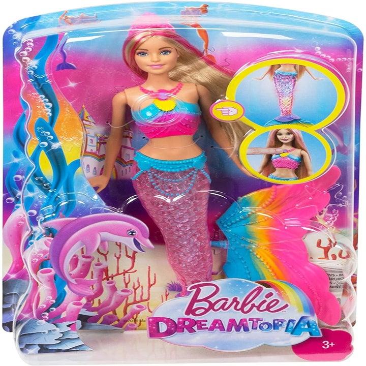 Mermaid Barbie doll