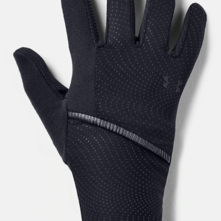 UA storm run liner glove