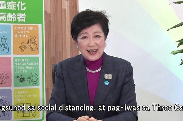 小池さん、ベトナム語しゃべってる…?タガログ語とネパール語も話せるの…!? 各言語でコロナ感染対策を呼びかけた背景