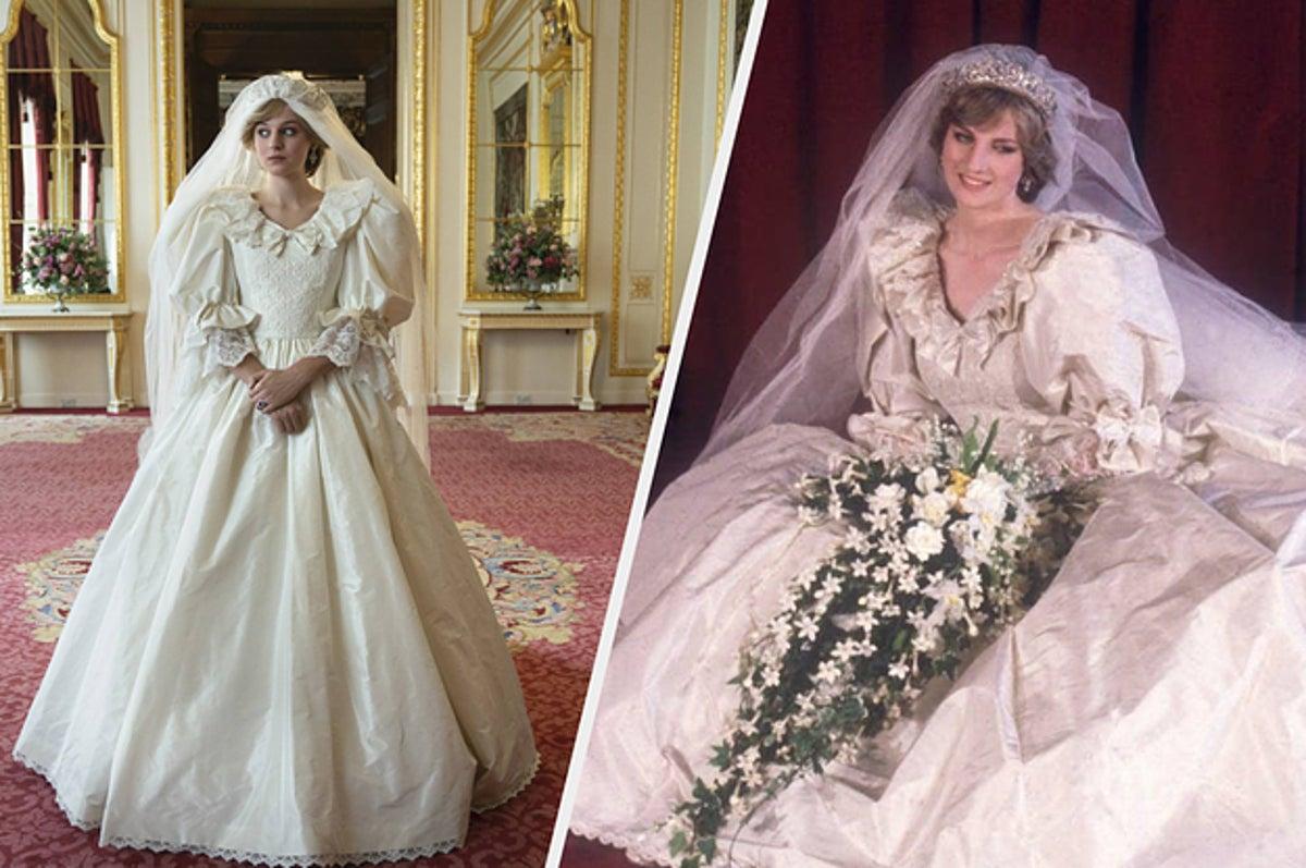The Princess Diana Wedding Dress